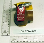 Watts 374A-3/4 Relief Valve 3/4