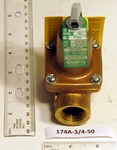 Watts 174A-3/4-50 Relief Valve 3/4 50Psi 950K Btu 0274513