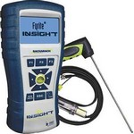 Bacharach 24-8250 Fyrite Insight Basic Combustion Analyzer With Prot Rubber Boot & Probe