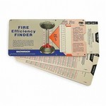Bacharach 1155903 (Kit Contains 1 Ea. Of 11-0071, 11-0072 & 11-0073) Efficiency Finder