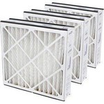 Trion 255649-102 Air Bear Replacement Media Filter 20 X 25 X 5 Merv Merv 8 Rating Fits Aprilaire 201,