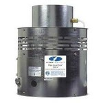 Field Controls CAS-4 Combustion Air System 24V For Gas Up To 280,000 Bt Includes Iah-4 & 6 X 4 Reducer