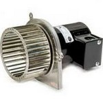 Field Controls SWGII-4HDRMK Stainless Steel Fan & Motor Assembly For New & Old Swg-4Hd & Swg-4Hds 46234800