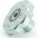 Firomatic HW-165 Wheel For Fusible Valves Silver