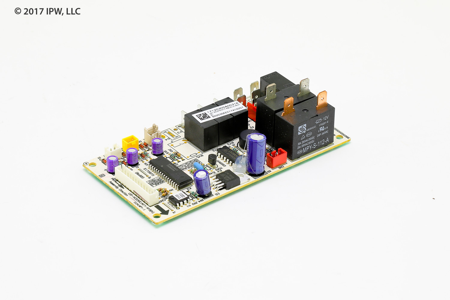 Heat Controller 17120300A00318 Main Control Board Assembly