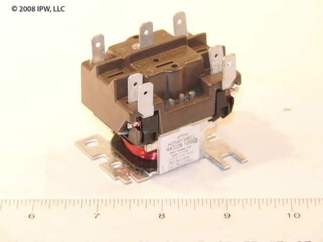 YORK S1-024-11772-700 Blower Control Relay, 24V
