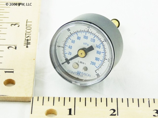 McCally Tools JC-5310 CONTROL LINE TEST GAUGE & ADAP