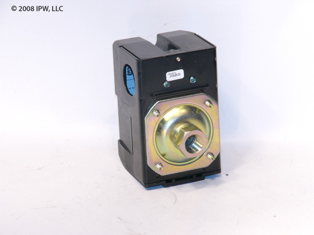 Hubbell Industrial Controls 69WA4 PressureSwitch AirWtr 30-50#