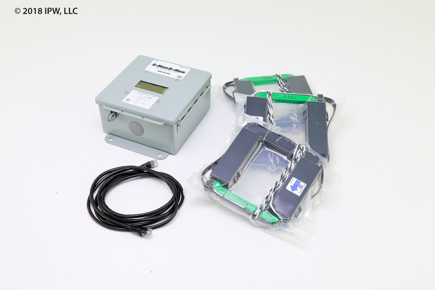 Honeywell E-MON Meters E20-4801600J-D-KIT Class2000 480v 1600a Meter