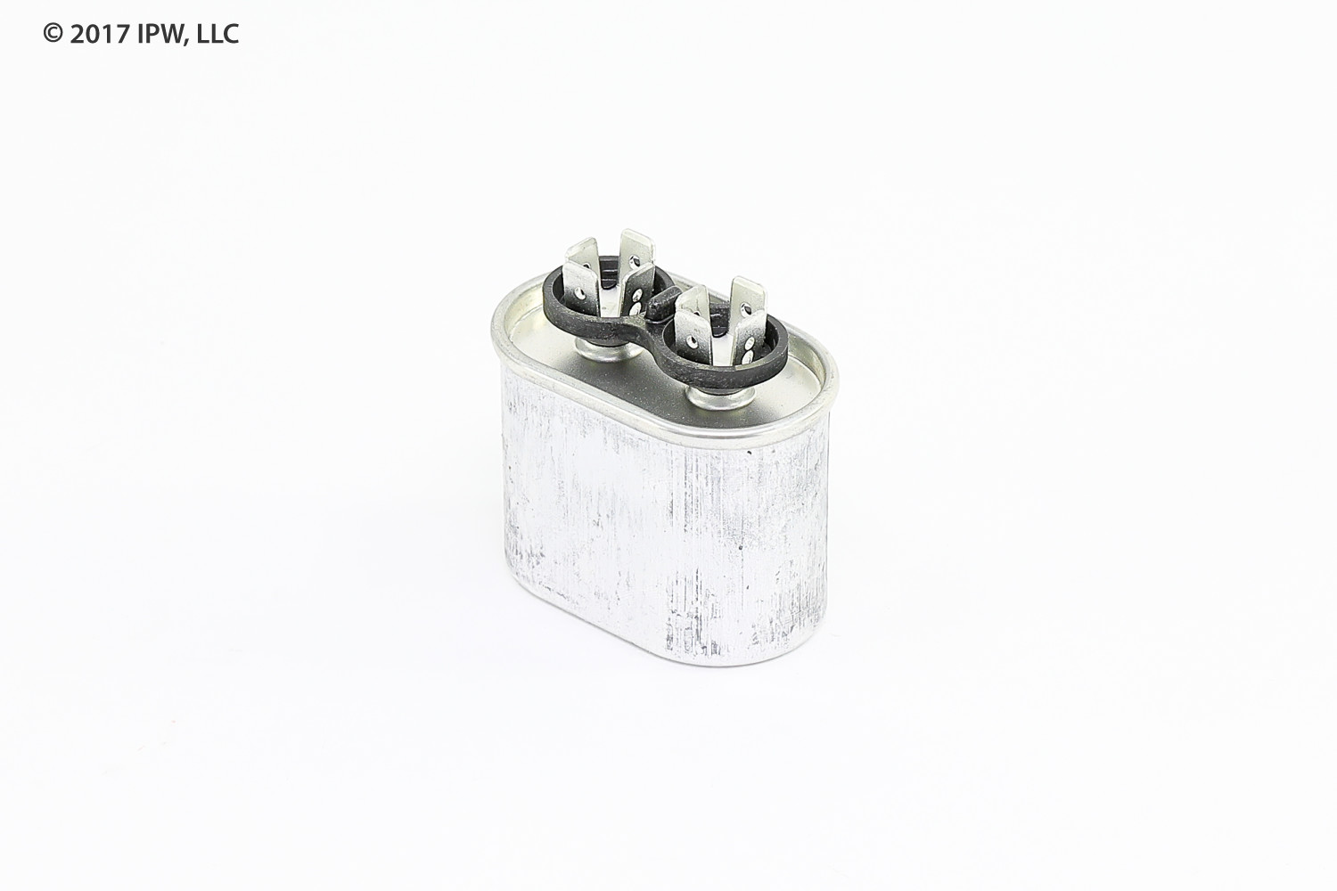 MARS 12907 7.5MFD 370V Oval Run Cap.