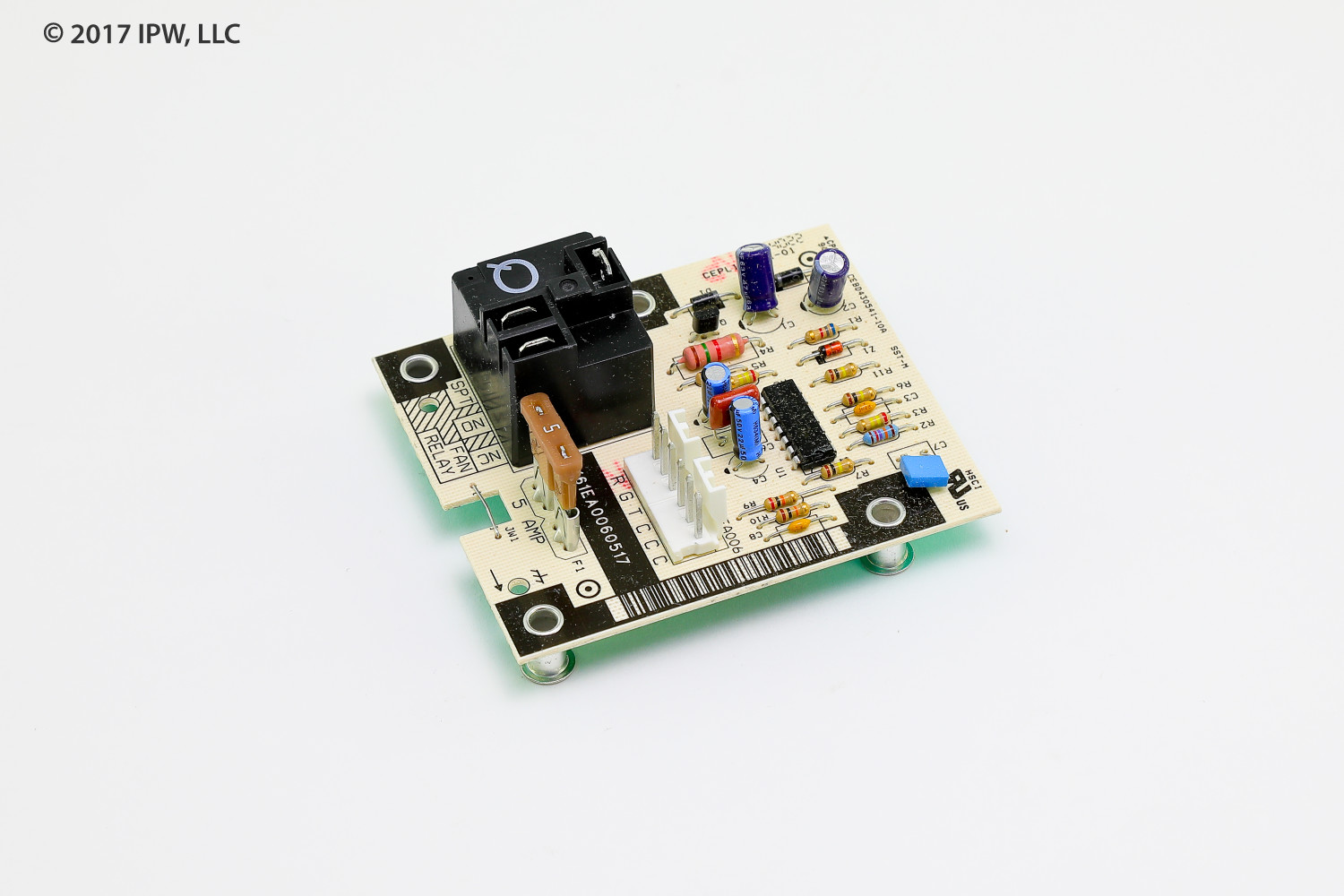 International Comfort Products 1171734 Circuit Board w/Time Delay Rly