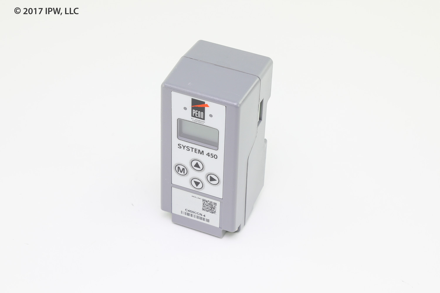 Johnson Controls C450CCN-4 ControlModule 2SPDTRelayOutput