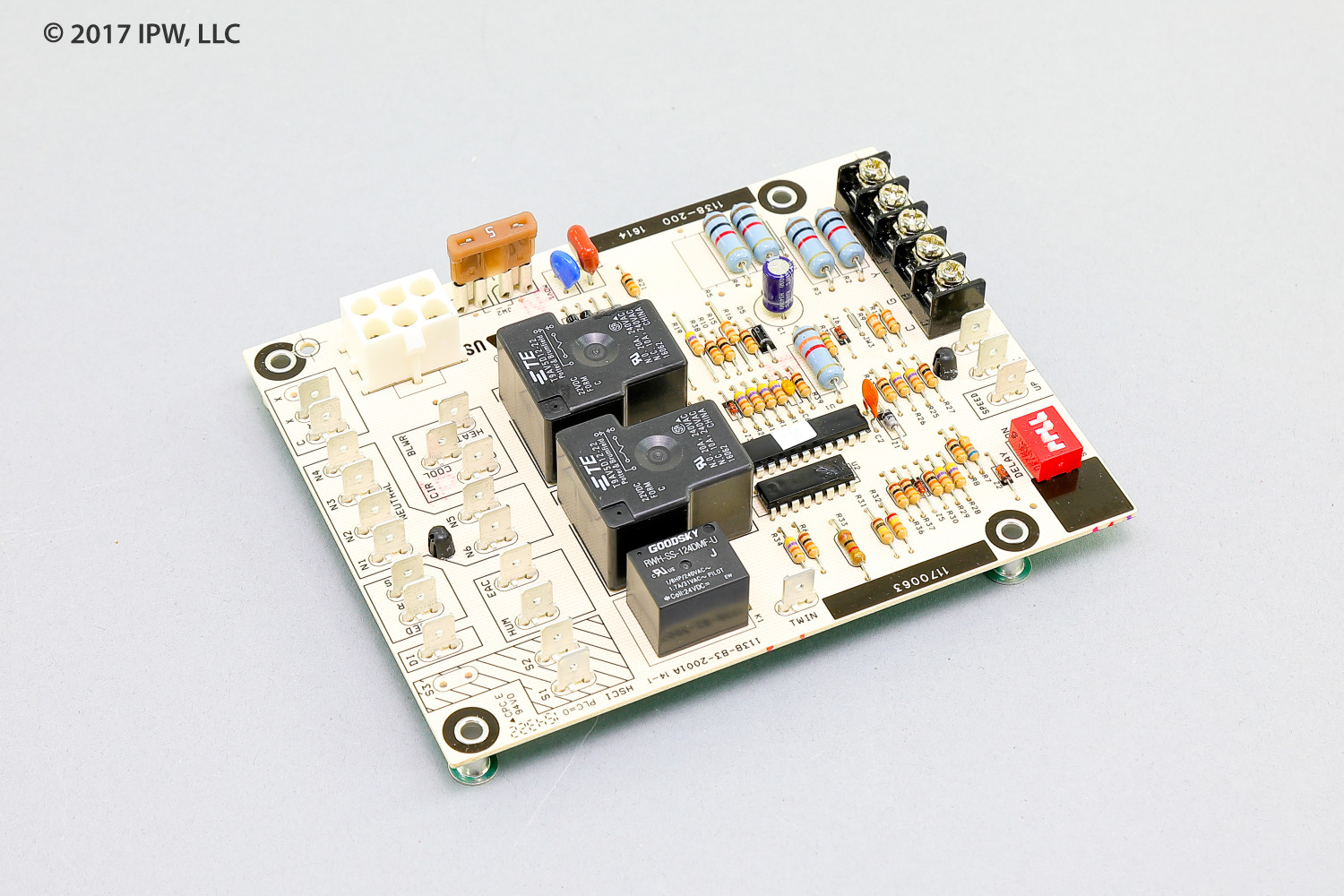 International Comfort Products 1170063 Control Fan Timer Board