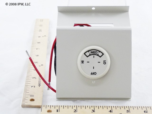 Marley Engineered Products TA2AW 120/277V 22A DPDT Thermostat