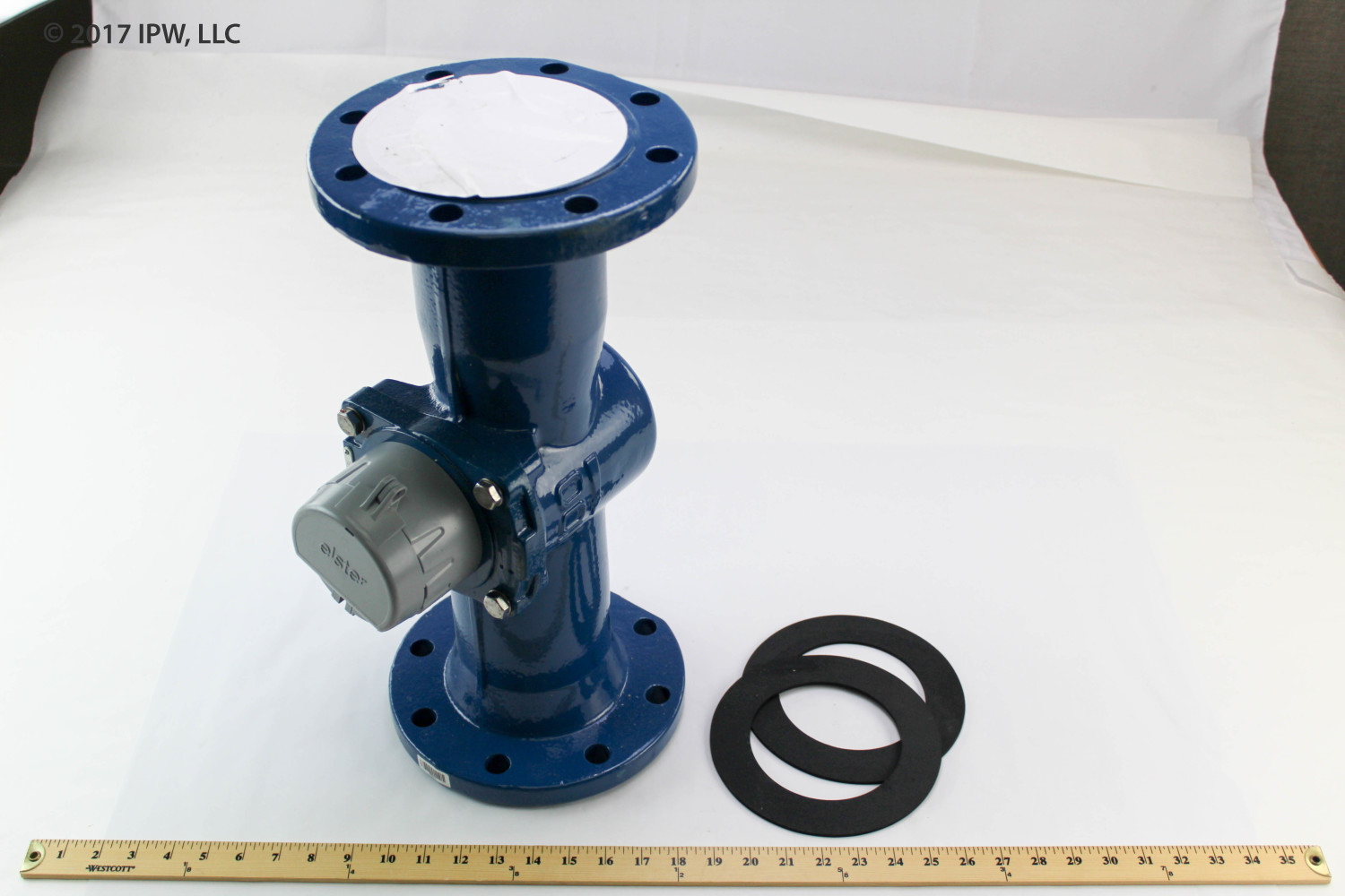 Honeywell Elster AMCO Water Meters LUPPE4626 4