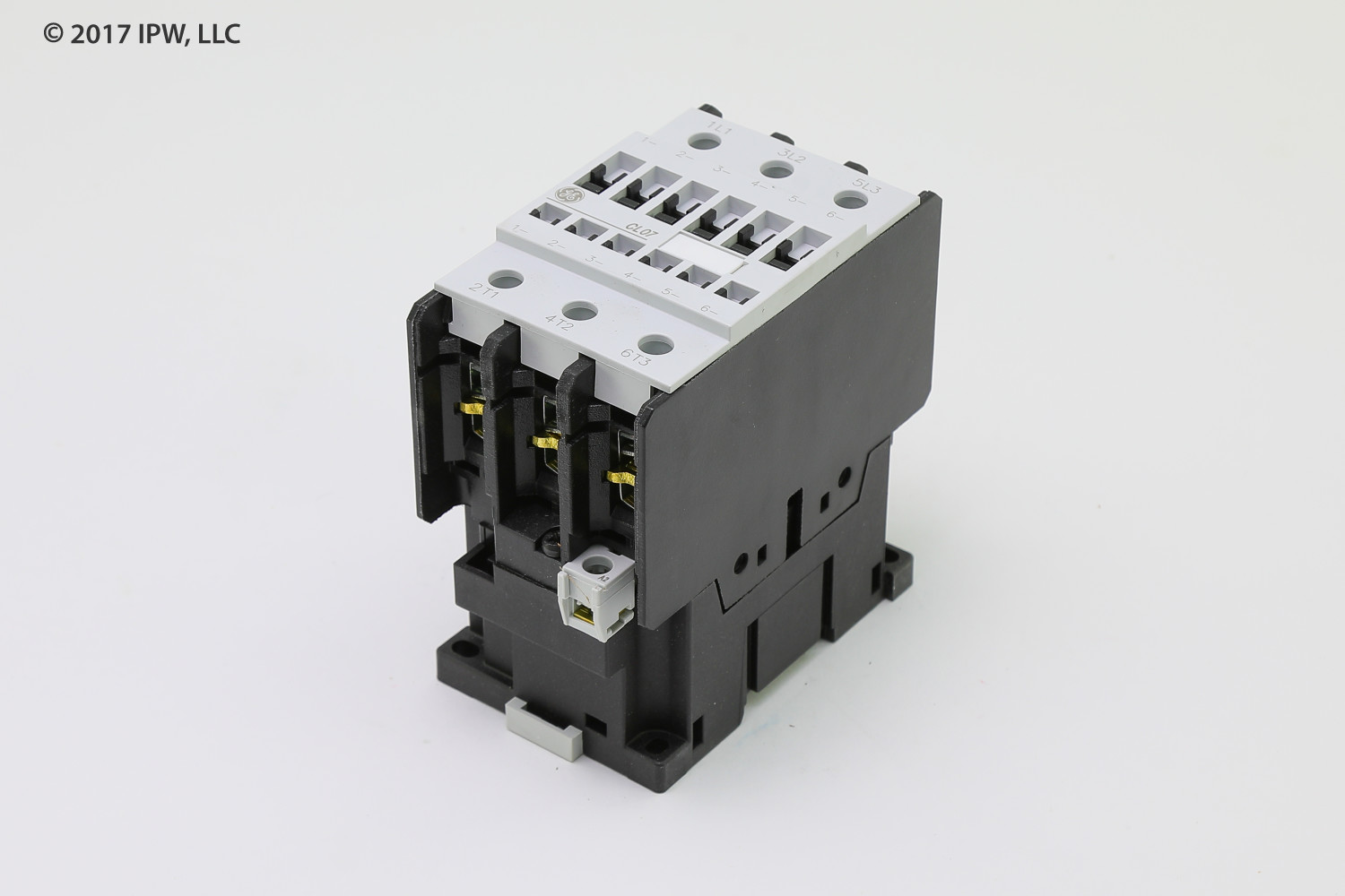 General Electric Products CL07A300MJ 600A 3ph 65A Mag Contactor