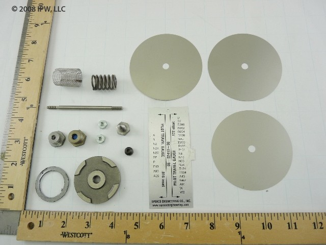 Spence Engineering 07-04164-00 D-Pilot Repair Kit