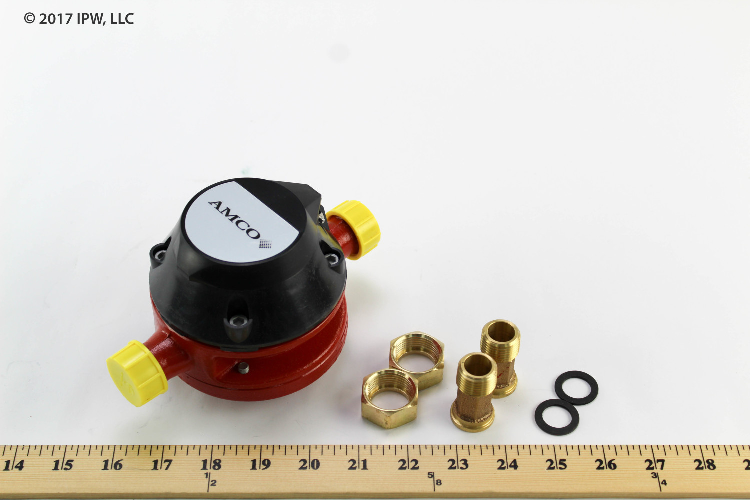 Honeywell Elster AMCO Water Meters OIL92139 1/2