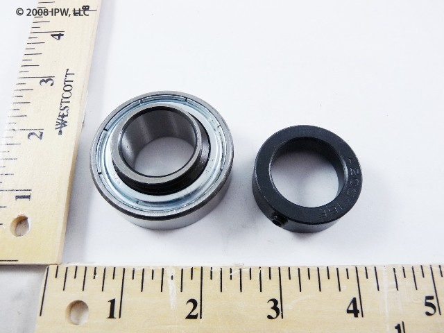 Couplers & Bearing RCSM-16L Rubber Mnted Cartridge Bearing
