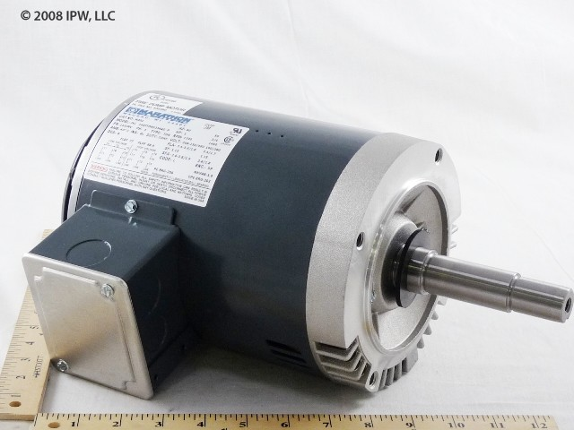 Aurora Pump 972-2091-993 1HP 3PH 230/460V 143JM ODP