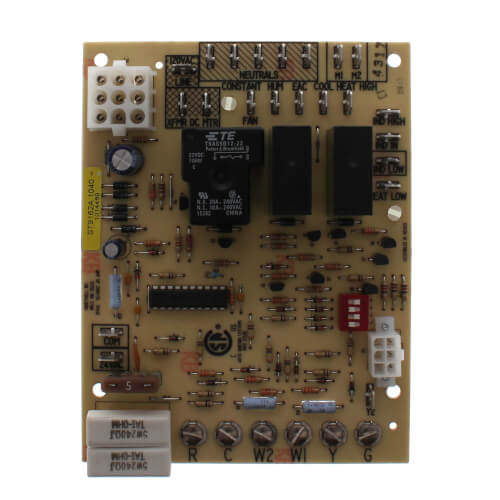 ICP 1014459 Fan Timer Control Board