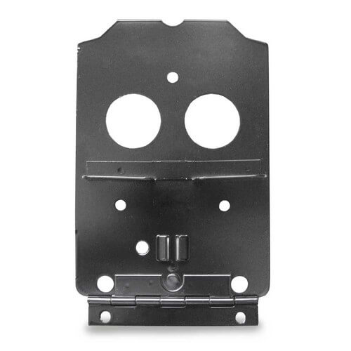 ALLANSON 2604 Replacement Mounting Plate for Beckett (A, AF, AFG) Burner