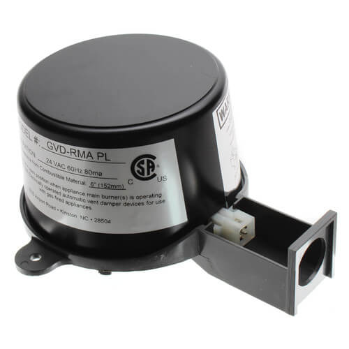 FIELD CONTROLS 46491600 Vent Damper Motor Assembly - Plastic Base