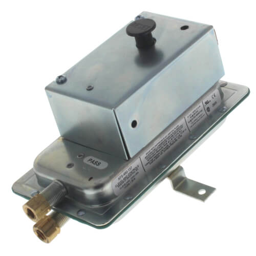 Cleveland Controls AFS-460-137 24 VAC Manual Reset DPDT Air Pressure Sensing Switch (.4