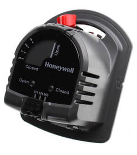 HONEYWELL M847D-ZONE TRUEZONE Replacement Actuator for Normally Open Dampers