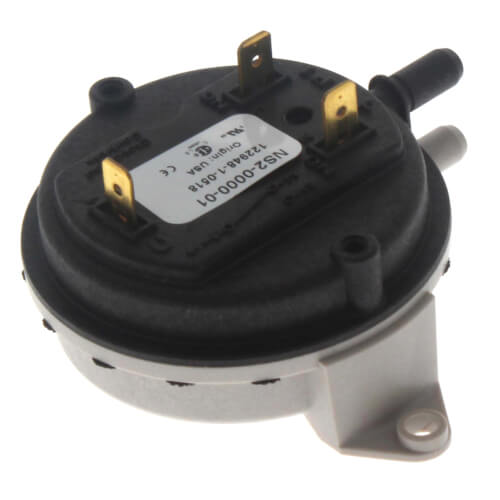 Cleveland Controls NS2-0000-01 Air Flow Pressure Sensing Switch with Bleed Hole (.1/10