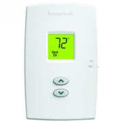 Honeywell TH1100DV1000 24V Or 750Mv Single Stage Pro 1000 Vertical Mount Non-Programmable Heat Only Digital