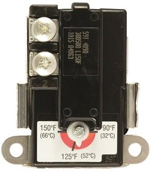 Ao Smith 100108422 Lower Electric Water Heater Thermostat Replaces 90 9000507045