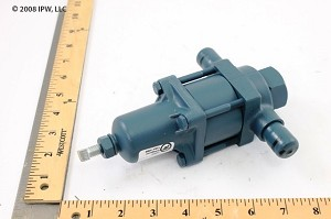 "PARKER REFRIGERATION SPECIALTIES 100912 A9 5/8""ODF 5/8""PORT 10""/120#"